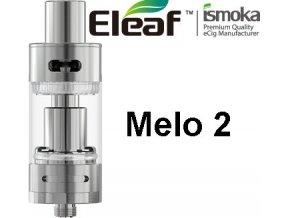 iSmoka-Eleaf Melo 2 clearomizer Silver