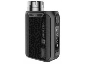 Vaporesso SWAG TC80W Easy Kit Black  + DÁREK ZDARMA