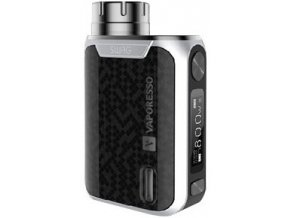 Vaporesso SWAG TC80W Easy Kit Silver