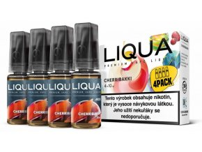 LIQUA MIX 4Pack Cherribakki 10ml 6mg