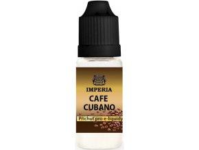 Příchuť IMPERIA 10ml Cafe Cubano  + dárek zdarma