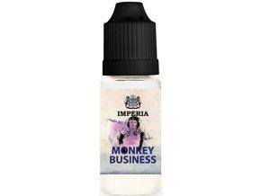 Příchuť IMPERIA 10ml Monkey Business (Orientální tabák)  + dárek zdarma