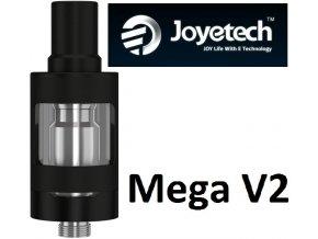 Joyetech eGo ONE Mega V2 clearomizer 4ml Black  + dárek zdarma