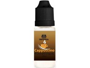 Příchuť IMPERIA 10ml Cappuccino (Kapučíno)  + dárek zdarma