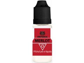 Příchuť IMPERIA 10ml Merlot  + dárek zdarma