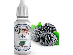 Příchuť Capella 13ml Blackberry (Ostružina)  + dárek zdarma