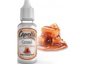 Příchuť Capella 13ml Caramel v2 (Karamel)  + dárek zdarma