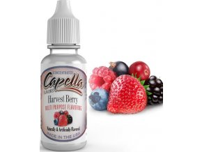 Příchuť Capella 13ml Harvest Berry (Lesné Plody)  + dárek zdarma