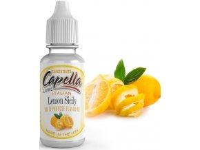 Příchuť Capella 13ml Italian Lemon Sicily (Sicilský citron)  + dárek zdarma
