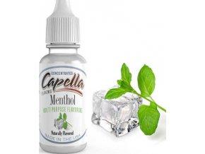 Příchuť Capella 13ml Menthol (Mentol)