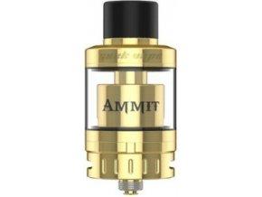 GeekVape Ammit 25 RTA clearomizer Gold  + DÁREK ZDARMA