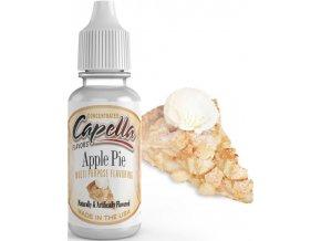 Příchuť Capella 13ml Apple Pie (Jablečný koláč)  + DÁREK ZDARMA