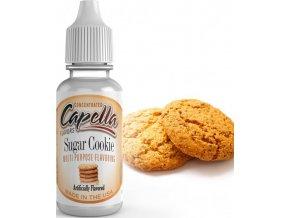 Příchuť Capella 13ml Sugar Cookie (Sladké sušenky)  + DÁREK ZDARMA