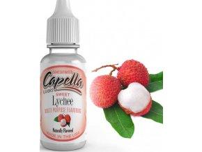 Příchuť Capella 13ml Sweet Lychee (Sladké liči)  + DÁREK ZDARMA