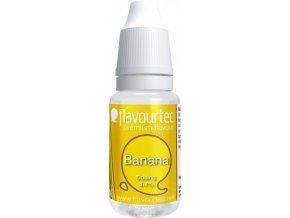 Příchuť Flavourtec Banana 10ml (Banán)  + DÁREK ZDARMA
