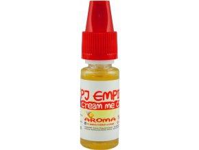 Příchuť PJ Empire 10ml Signature Line Cream Me Crazy (Vanilková kremrole)  + dárek zdarma