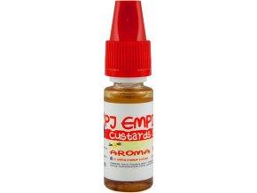 Příchuť PJ Empire 10ml Signature Line Custard Sigh (Krémová příchuť s vanilkou a karamelem)  + dárek zdarma