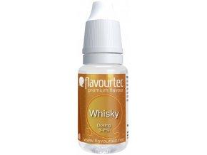 Příchuť Flavourtec Whisky 10ml  + DÁREK ZDARMA
