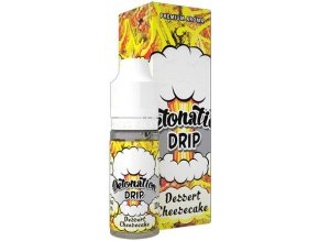 Příchuť Detonation Drip 10ml Dessert Cheesecake