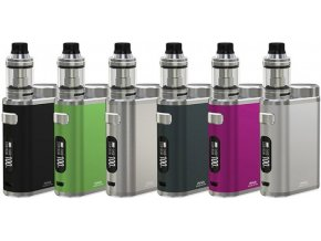 iSmoka-Eleaf iStick Pico 21700 Full Kit 4000mAh Brushed Silver  + eliquid zdarma