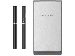 Vapeonly Malle PCC  elektronická cigareta 180mAh + PCC 2250mAh Black-Grey  + DÁREK ZDARMA