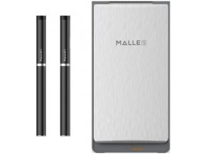 Vapeonly Malle PCC  elektronická cigareta 180mAh + PCC 2250mAh Black-Grey