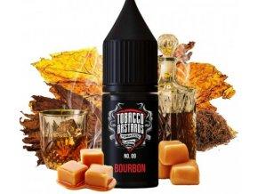 Příchuť Flavormonks 10ml Tobacco Bastards No.09 Bourbon  + DÁREK ZDARMA