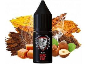 Příchuť Flavormonks 10ml Tobacco Bastards No.17 Dark Fire  + DÁREK ZDARMA