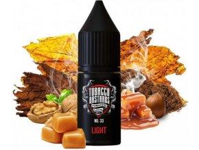 Příchuť Flavormonks 10ml Tobacco Bastards No.33 Light Tobacco  + DÁREK ZDARMA
