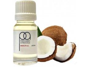 Příchuť TPA 10ml Coconut Extra (Kokos)  + DÁREK ZDARMA