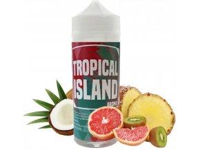 Příchuť E-zigstore Aroma TROPICAL ISLAND 20ml  + DÁREK ZDARMA