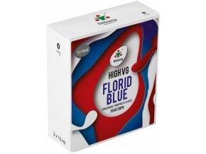 Liquid Dekang High VG 3Pack Florid Blue 3x10ml - 0mg  + DÁREK ZDARMA
