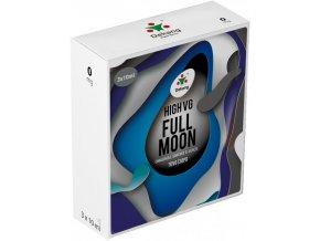 Liquid Dekang High VG 3Pack Full Moon 3x10ml - 0mg  + DÁREK ZDARMA