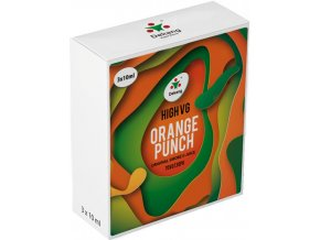 Liquid Dekang High VG 3Pack Orange Punch 3x10ml - 0mg  + DÁREK ZDARMA