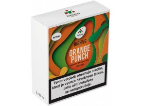 Liquid Dekang High VG 3Pack Orange Punch 3x10ml - 6mg