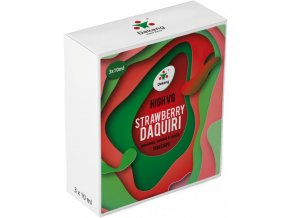 Liquid Dekang High VG 3Pack Strawberry Daquiri 3x10ml - 0mg