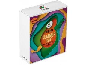 Liquid Dekang High VG 3Pack Summer Ray 3x10ml - 0mg  + DÁREK ZDARMA