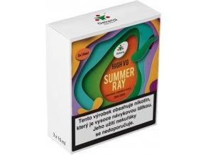 Liquid Dekang High VG 3Pack Summer Ray 3x10ml - 6mg  + DÁREK ZDARMA