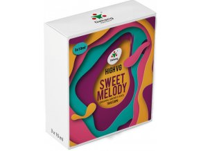 Liquid Dekang High VG 3Pack Sweet Melody 3x10ml - 0mg  + DÁREK ZDARMA