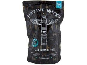Native Wicks Platinum Blend přírodní vata  + DÁREK ZDARMA