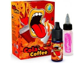 Příchuť Big Mouth Classical - Cola Coffee  + DÁREK ZDARMA