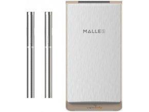 vapeonly malle pcc elektronicka cigareta 180mah pcc 2250mah silvergold