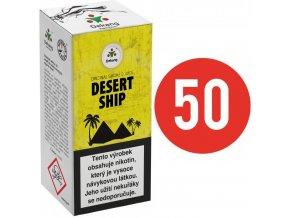 Liquid Dekang Fifty Desert Ship 10ml - 3mg  + DÁREK ZDARMA