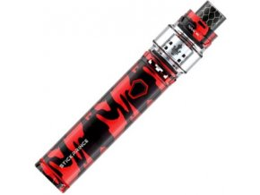 Smoktech Stick Prince elektronická cigareta 3000mAh Red Camouflage  + DÁREK ZDARMA