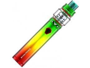 Smoktech Stick Prince elektronická cigareta 3000mAh Rasta color Green