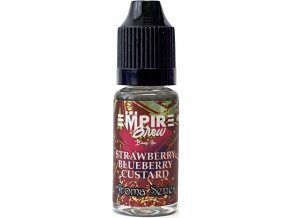 Příchuť Empire Brew 10ml Strawberry Blueberry Custard