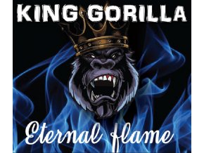 Příchuť KING GORILLA Eternal Flame 20ml  + DÁREK ZDARMA