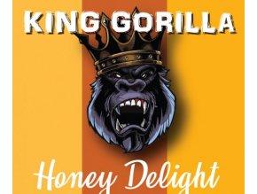 Příchuť KING GORILLA Honey Delight 20ml  + DÁREK ZDARMA