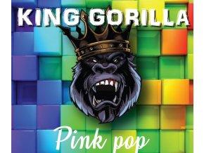 Příchuť KING GORILLA Pink Pop 20ml  + DÁREK ZDARMA
