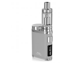 eleaf pico mega tc 80w grip set stribrny